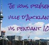 Auckland - New Zealand / Auckland - New Zealand