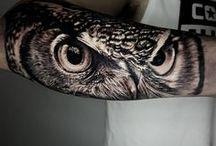 Beautiful tattoos ideas / Tatouage - Tattoo I love #realistictattoo