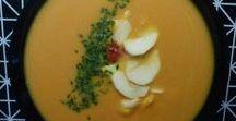 Suppenliebe / Hier zeige ich Euch meine große Liebe zu Suppen. Mehr dazu findet Ihr in meinem Blog