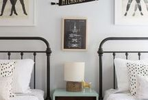 Boy Room Inspiration