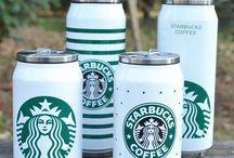 Starbucks / Adoro starbucks follemente.