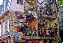 Amazing Street Art From Around The World / Beautiful street art forms from all over the world