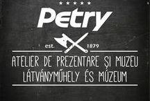 Atelier de Prezentare PETRY Látványműhely és Múzeum