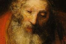Prodigal Son / Rembrandt's masterpiece and others