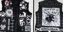 Punk Clothing / A long list of items that I would love...