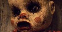 Horror / Some epic movies and creepypastas...