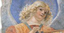 Della bellezza... Melozzo da Forlì e altri