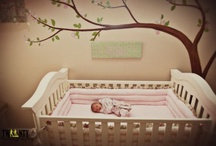 • HOME FOR BABY • / Designing baby's room.