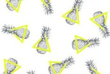 dessins, patterns and prints / Patterns, designs, graphics, colours. All used for fabric design, interior, fashion and more. Anything that inspires me or makes me smile.. / by roomwit. styling en ontwerp