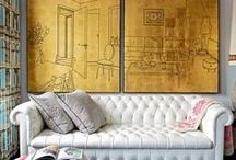 Home Dreams: Interiors / An 'Ode' to great spaces and other such places....