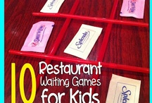 For the Grands!!! / Games, crafts, thinking activities for the grands! / by Jackie White