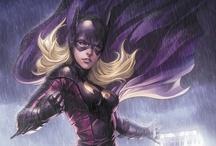 Batgirl / by John Sweezy
