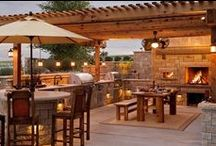 Outdoor Kitchens / by The Shannon Jones Team