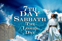 S.D.A.  my faith / Observe the Sabbath and keep it holy . . . In six days I the Lord, made the earth, the sky, the seas, and everything in them, but on the seventh day I rested. That is why I, the Lord, blessed the Sabbath, and made it holy.  (Exodus 20: 8, 11) / by Gladys Johanna Méndez de Torres