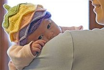 BABY: crocheting & knitting
