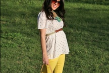 Maternity Style / by Brittany