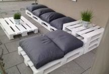 DIY Pallets / by Sharesse Ann
