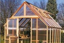 Garden ☆ Greenhouse / Greenhouse gardening, structures & plans. / by Jenaria's Realm