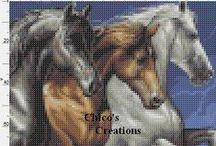 Cross stitch lover (animals & nature)