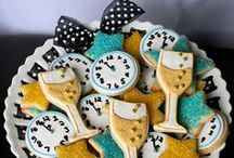 New Year's Eve Party / Fun ideas for bringing in the new year.