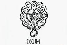 Gods, Spirits and Mythical Beings / Gods, Spirits and Mythical Beings #gods #mythical #spirits #folklore #religion