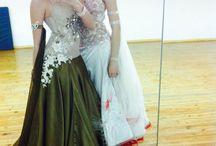 Мои работы / Принимаю заказы на пошив платьев для бальных танцев,костюмов для восточных танцев и купальников для художественной гимнастики