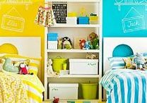 Kids' room / Ideas for the kids' new room