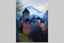 Liechtenstein / Bilder från Liechtenstein.