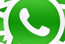 Melhores conversas no Whatsapp / ( ・ิϖ・ิ)