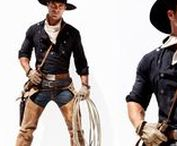 Riding outfits for men / Trying to collect idea's for manly riding outfits