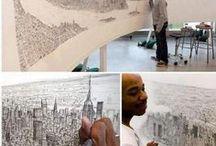 Arts découverte: Imaginaire / Arts découverte: Imaginaire. La découverte de talents en Arts dans le domaine de l'Imaginaire, la création, l'illusion, l'impossible.