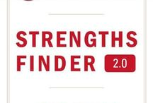 Strengths Finder / This is a powerful little book (and online quiz)...all about our natural strengths. It helped to set me free and just be me!   Here are my top 5 strengths. What are yours?