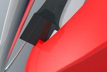EL Proun / Inspiriert durch EL Lissitzky