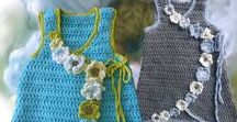 Crochet & Knit for kids, toddlers & babies. / Children's Crochet & Knit clothing patterns.  Designer, handcrafted styled patterns that reflect the beauty of nature and offer something unique for the little people we love...
