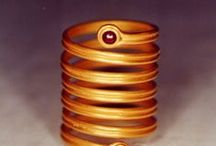 Our old rings designs/ Yves Gratas