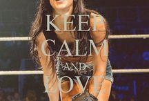 Keep calm and ❤️ Aj lee