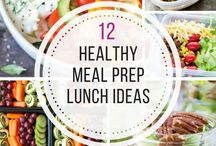 Meal Prep / Make ahead meals to save you time and money