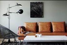 Living Rooms / by Brady Tolbert