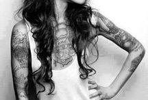 Tattoos & Piercings / by Maggie Moser