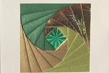 Crafting (Iris Folding) / by Vickie Tagatz