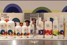 the goods / The hair rules family of products created to cater to all textures / by hair rules