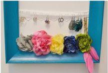 DIY - Jewelry Holders