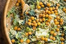 Healthy Vegan Salads / Healthy salads that are vegan too!  / by Veg Kitchen