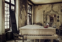 Abandoned/Beautiful? / Sometimes things abandoned can become quite beautiful in pictures!