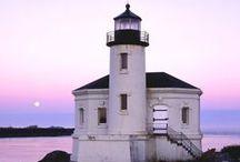 Light the Way ۩ / Lighthouses