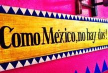 México lindo y querido! / Mi país es una mezcla de culturas, tradición y contrastes. Alegre, festivo, con sabores únicos! Cotidiana fiesta de color en cada rincón, en cada mesa y con una sonrisa en el rostro.