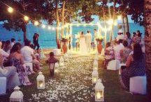 Weddings, Ideas, Isles, alters, Chairs & seating ♥