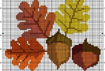 Cross-Stitch (Fall)