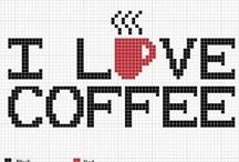 Cross-Stitch (Beverages)