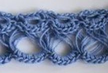 Crochet (Broomstick Lace)